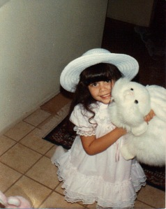 Look! I've loved animals since I was 5!