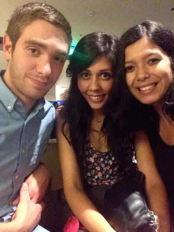 3 amigos