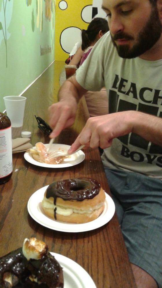 donut friend corey