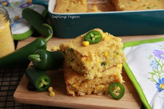 Jalapeno Corn Bread SV